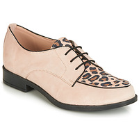 Shoes Women Derby shoes André CAPVERT Leopard