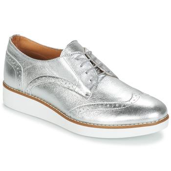 Shoes Women Derby shoes André CAROU Silver