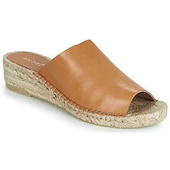 Shoes Women Espadrilles André RAYON Camel