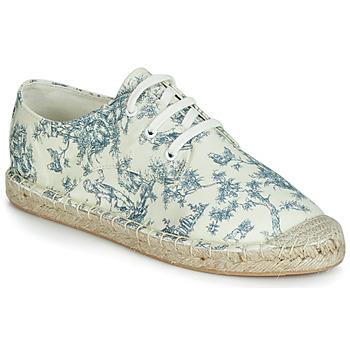 Shoes Women Espadrilles André SYBILLE Ecru