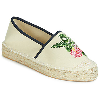 Shoes Women Espadrilles André SILENE Ecru