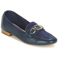 Shoes Women Loafers André CRIOLLO Blue