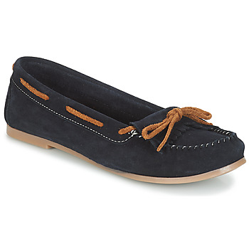Shoes Women Loafers André REE Blue