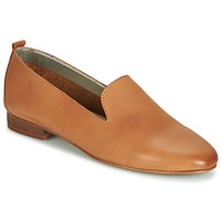 Shoes Women Loafers André ROMANS Camel