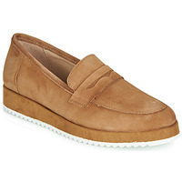 Shoes Women Loafers André CLICK Camel
