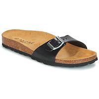 Shoes Women Mules André REA Black