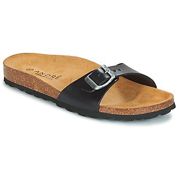 Shoes Women Mules André REA Black