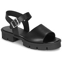 Shoes Women Sandals André ABRICOT Black