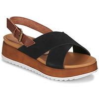 Shoes Women Sandals André REINE Black