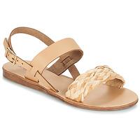Shoes Women Sandals André RAMATUELLA Beige