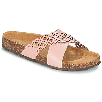 Shoes Women Mules André ROULADE Pink