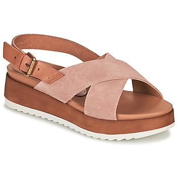 Shoes Women Sandals André REINE Pink