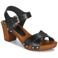 Shoes Women Sandals André BONGO Black