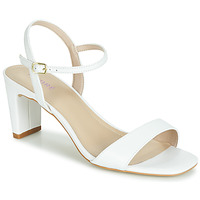 Shoes Women Sandals André CIGALE White