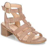 Shoes Women Sandals André REBELLE Beige