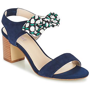 Shoes Women Sandals André SUPENS Blue