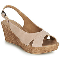 Shoes Women Sandals André DESTINY Nude