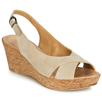 Shoes Women Sandals André DESTINY Beige
