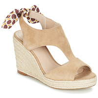 Shoes Women Sandals André SWING Beige
