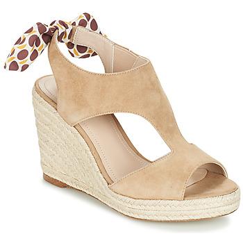 Shoes Women Sandals André SWING Beige