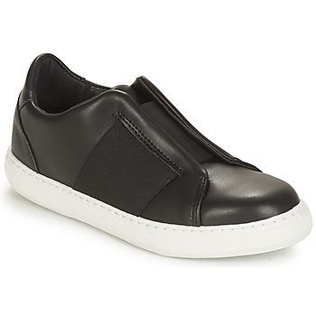 Shoes Women Low top trainers André AEROBIE Black