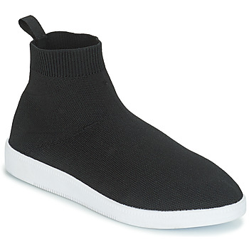 Shoes Women High top trainers André ATINA Black