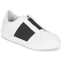 Shoes Women Low top trainers André AEROBIE White