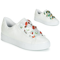 Shoes Women Low top trainers André SOLANGE White