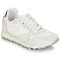 Shoes Women Low top trainers André SONG White