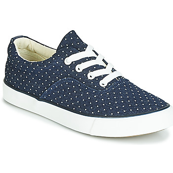 Shoes Women Low top trainers André SOLENNE Blue