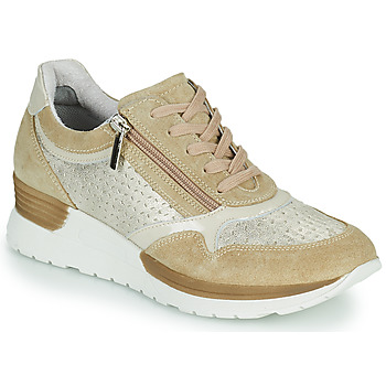Shoes Women Low top trainers André ARLE Beige