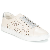 Shoes Women Low top trainers André CACHOU Nude