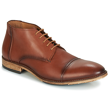 Shoes Men Mid boots André MADO Brown