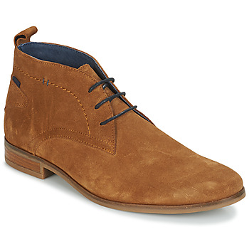 Shoes Men Mid boots André NEVERS Camel