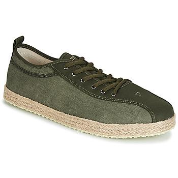 Shoes Men Espadrilles André PACO Kaki