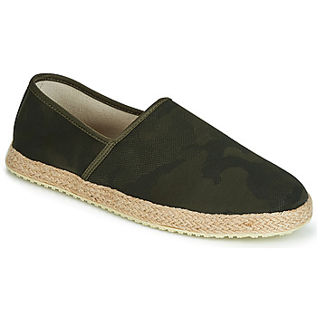 Shoes Men Espadrilles André JUNGLE Kaki