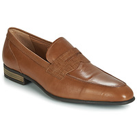 Shoes Men Loafers André ROYAL Brown