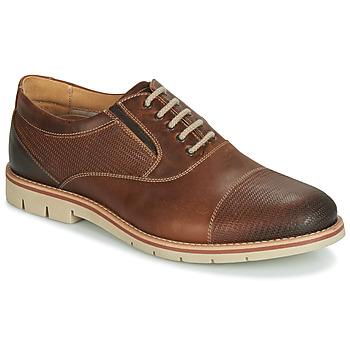 Shoes Men Brogue shoes André SIMPLY Brown