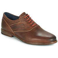 Shoes Men Brogue shoes André HIMALAYA Brown
