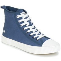 Shoes Men High top trainers André SUBWAY Blue