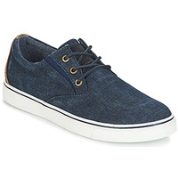 Shoes Men Low top trainers André ONDE Blue