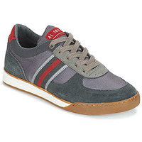 Shoes Men Low top trainers André SPEEDY Grey