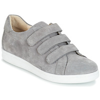 Shoes Men Low top trainers André AVENUE Grey
