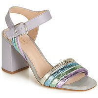 Shoes Women Sandals André LA SCINTILLANTE Multicoloured