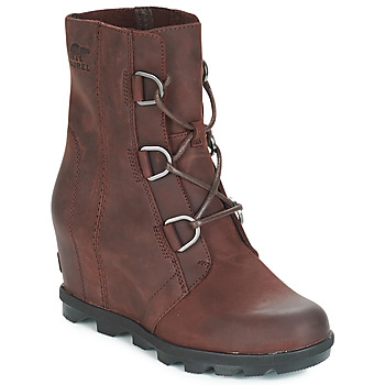 Shoes Women Snow boots Sorel JOAN OF ARCTIC™ WEDGE II Brown