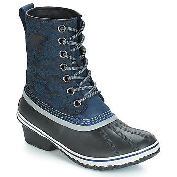 Shoes Women Snow boots Sorel SLIMPACK 1964 Blue / Black