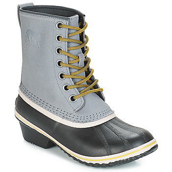 Shoes Women Snow boots Sorel SLIMPACK 1964 Grey / Black
