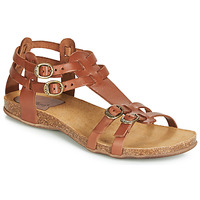 Shoes Women Sandals Kickers ANA Brown