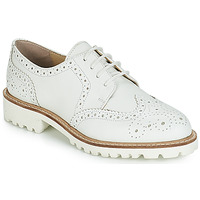 Shoes Women Derby shoes Kickers ROVENTRY White