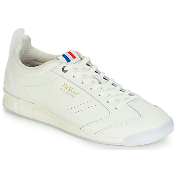 Shoes Men Low top trainers Kickers KICK 18 White